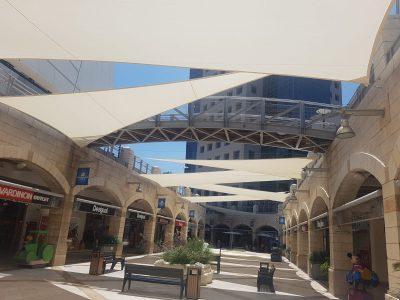 הצללות למבנים ציבוריים